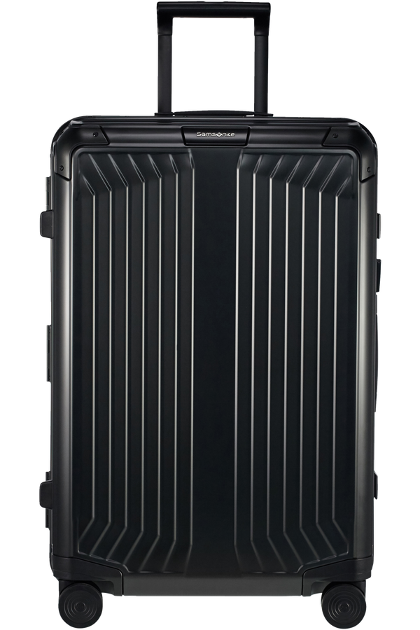 Samsonite Lite-Box Alu Spinner 69cm  Black