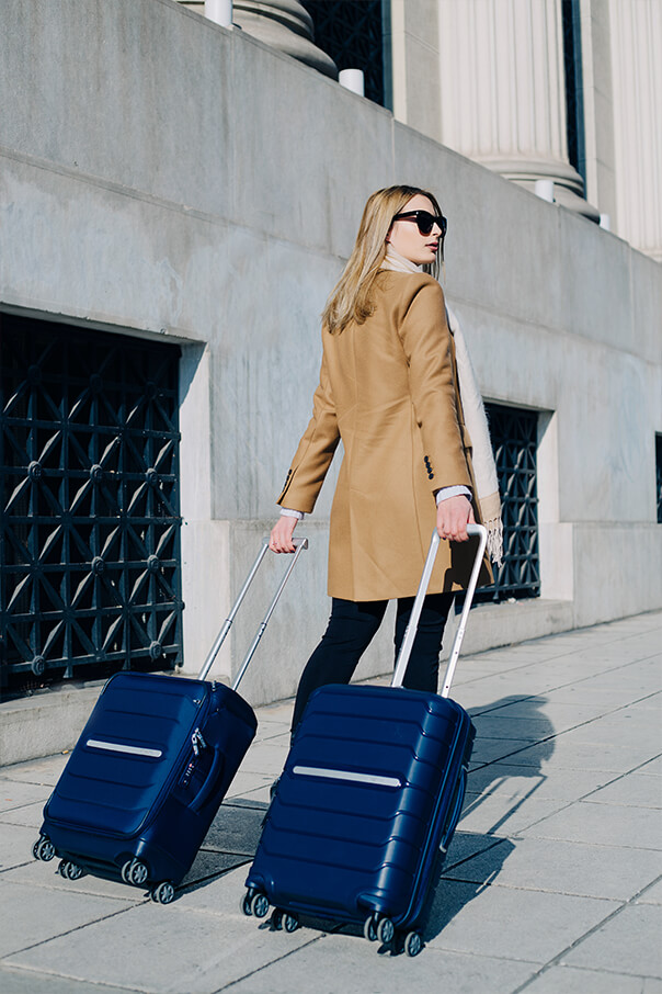 Flux Suitcases - 5 Surprising Tactics | Samsonite