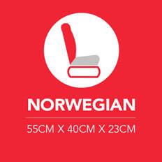 Norwegian Hand Luggage