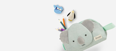 Discover Our Matching - Pencil Cases