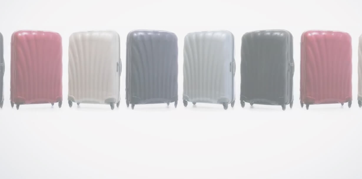 Personalise your luggage Video