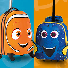 Disney Kids Bags, Kids Travel Bags | Samsonite UK