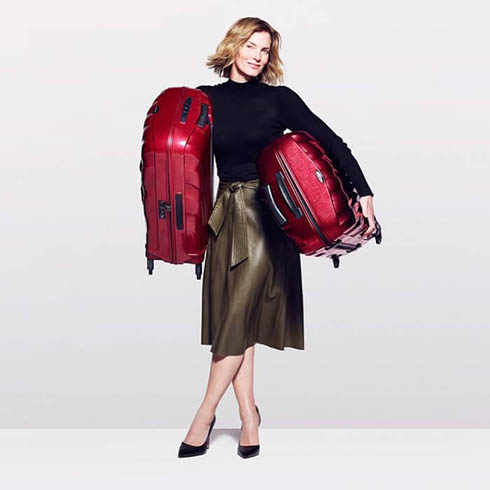 mysamsonite Light & Strong. Seriously. #TheSeriousTraveller #MySamsonite