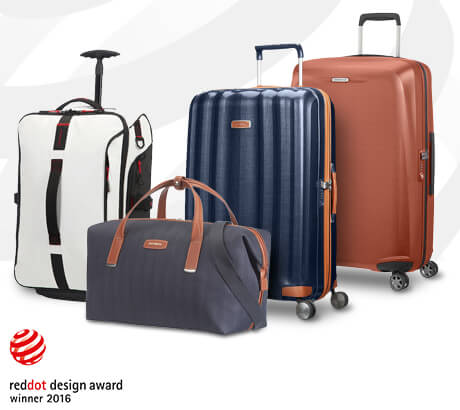 Luggage and Travel Luggage | Samsonite UK