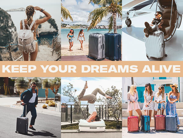 Keep your dreams alive