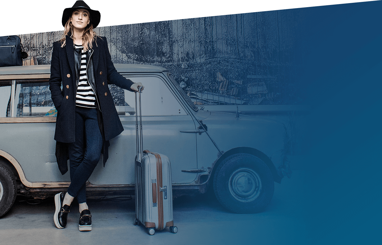 Become a part of the Samsonite community