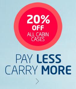 Cabin case sale