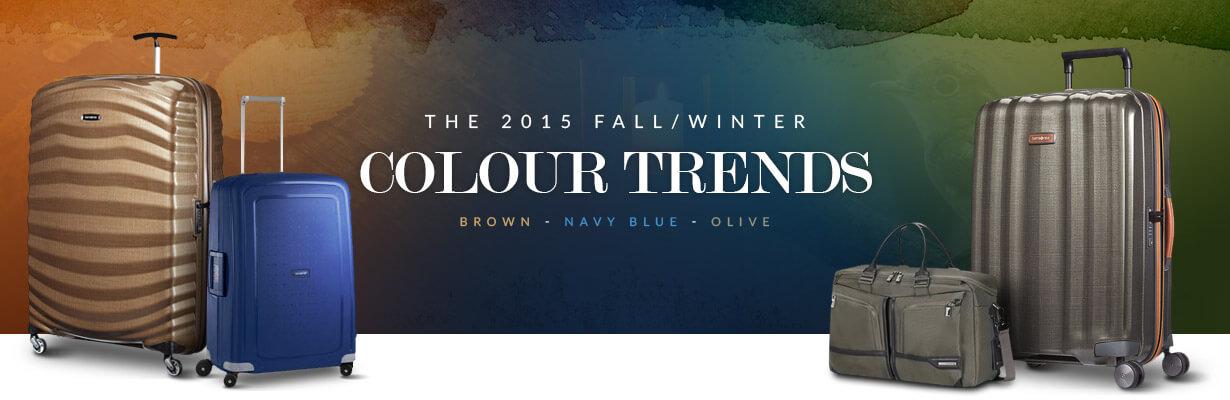 Fall Winter Colours