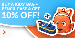 Back to school: Get 10% off!