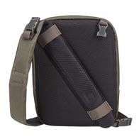 Exclusive 2-in-1 design: from one-strap slingbag to crossover in one simple step.