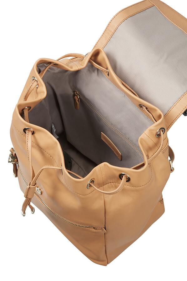 4d41ca87d9f Karissa Lth Backpack M   Samsonite