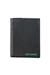 Card Holder Wallet  Black/Light Blue