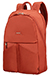 Lady Tech Laptop Backpack Rust