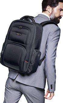 Pro-DLX 4 Business Laptop Backpack 48 x 35.5 x 28 cm | 24 L | 1.3 kg