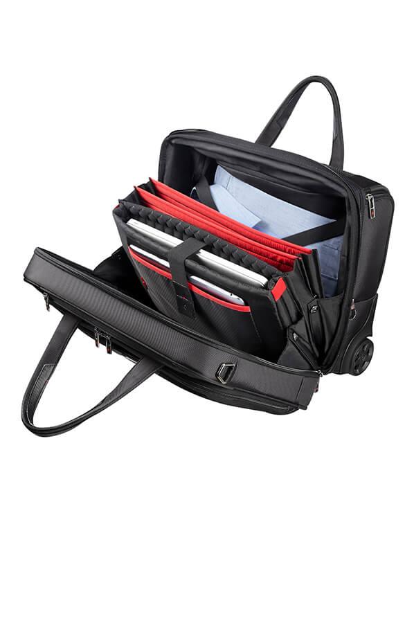 74eca55119ce Pro-Dlx 5 Rolling laptop bag 15.6