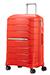 Flux Spinner Expandable (4 wheels) 68cm Tangerine Red
