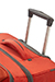 4Mation Duffle with wheels 77cm Red/Grey
